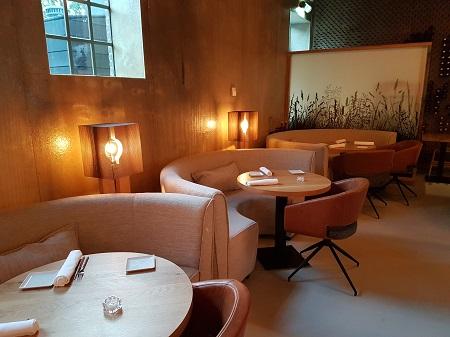 Restaurantbanken voor een unieke sfeer