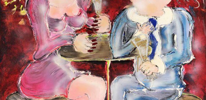 Kleurrijkschilderij kopen